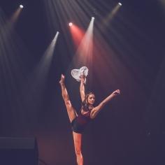 La gagnante du prix coup de cœur, Sandrine Ouellet. Photo: Isabelle Hamon.