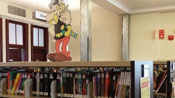 Les livres demeurent toujours aussi importants pour les jeunes et des clubs de lecture sont à leur disposition pour faire valoir leur imaginaire.