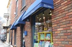 La librairie Bric-à-Brac s'est facilement taillée une place dans le quartier familial d'Hochelaga.
