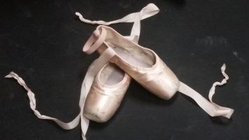 Mathilde Pineault fait des compétitions de ballet au niveau national.