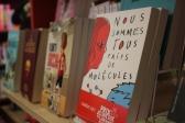 Le roman jeunesse Nous sommes tous faits de molécules, de l'auteure Susin Nielsen, est l'un des lauréats du Prix des libraires de 2017.
