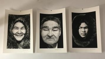 Trois photographies réalisées par le photodocumentariste Renaud Philippe.