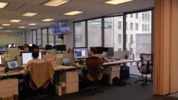 Les bureaux du Huffington Post Québec.