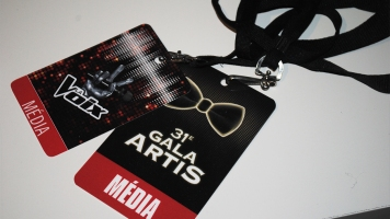 Les youtubers de chez Goji ont été invité à La Voix et au Galas Artis.