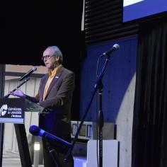 Le directeur du Cégep à Terrebonne, Michel Rouleau.