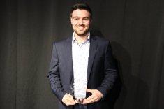 Prix Distinction Club Entrepreneur : Raphaël Boily.