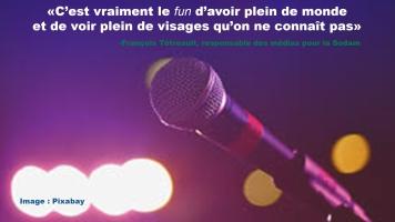 4 Sodam, Mascouche, Karaoke, Pop-up, Grande Tribu, Activité, H2018